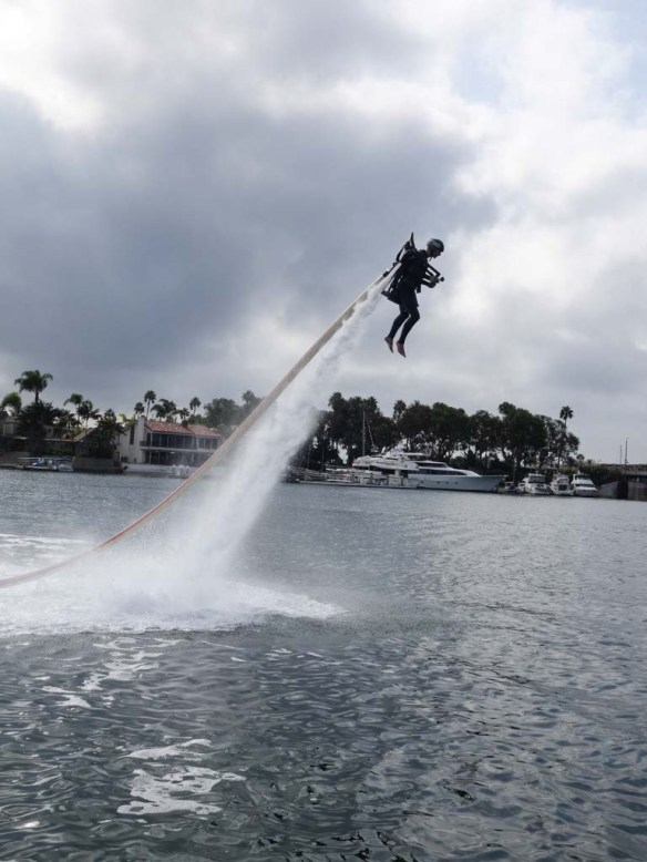 Flying high with Jetpack America