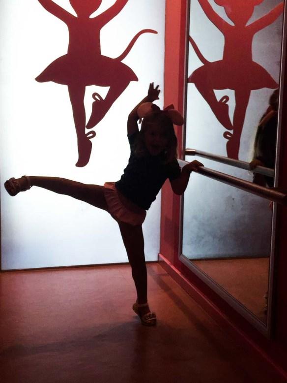 Angelina Ballerina Dance Studio