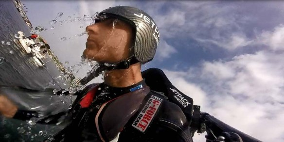 Diving with Jetpack America
