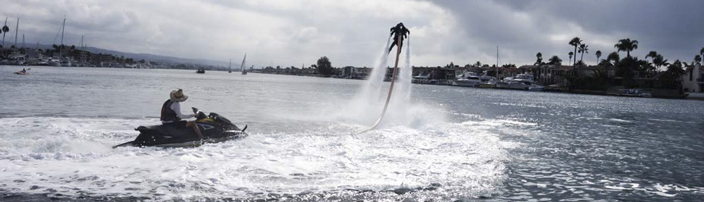 Jetpack America Newport Beach, California