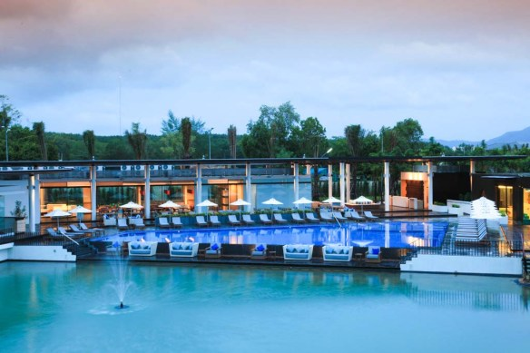 The Club House at Outrigger Laguna Phuket Resort & Villas