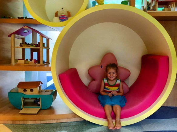 Kids Club at Renaissance Phuket