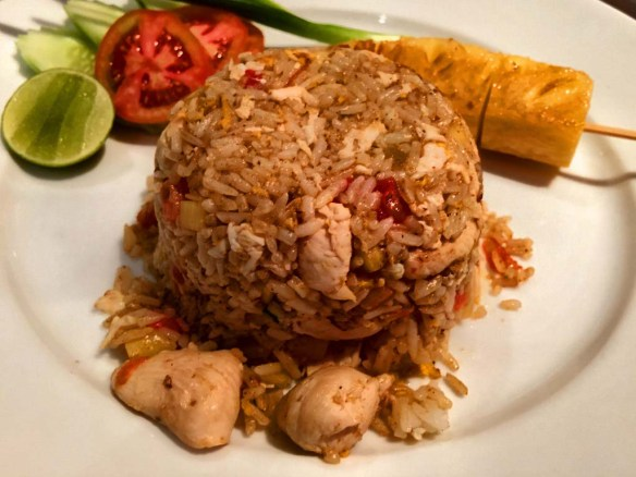 Dinner at Loca Vore, Renaissance Phuket