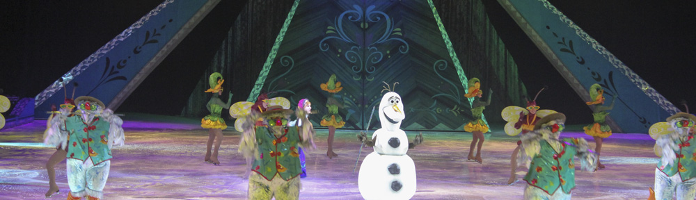 Frozen - Disney on Ice