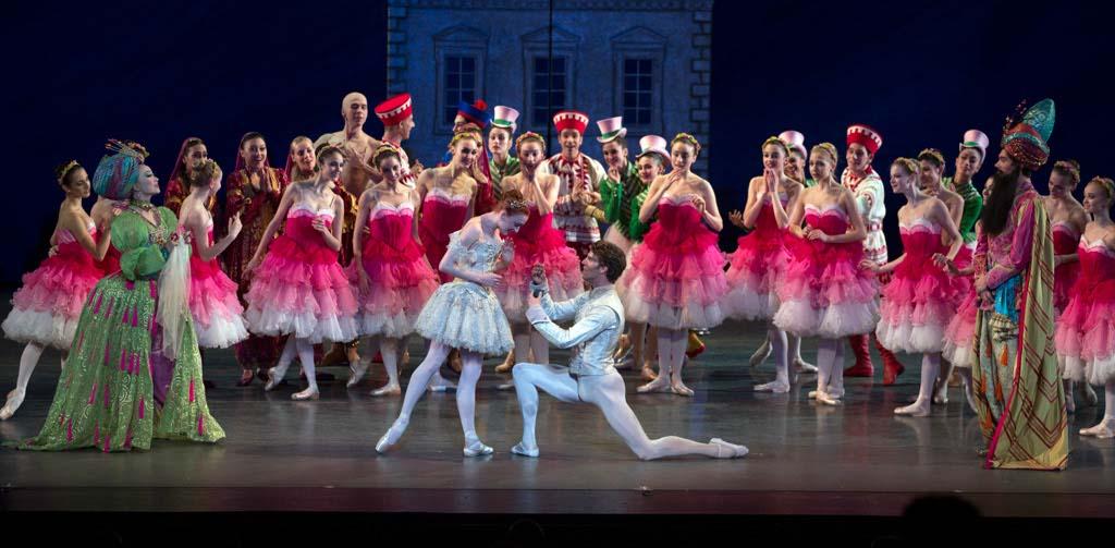 Whipped Cream Ballet Tour