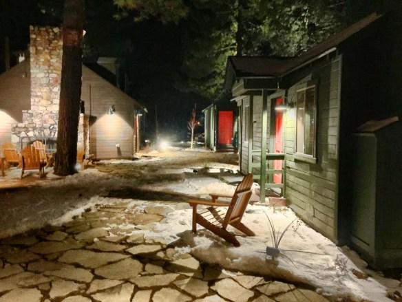 Noon Lodge at Mallard Lake, CA