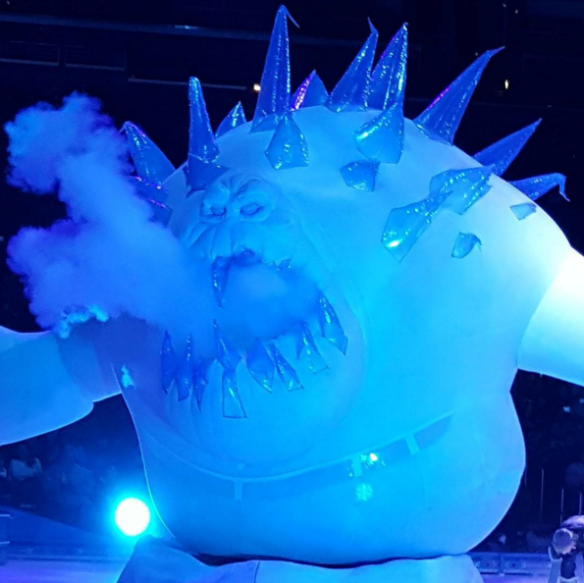 Marshmellow - Disney on Ice - Frozen