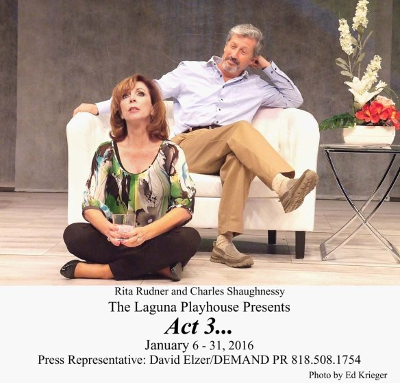 ACT 3 at Laguna Playhouse
