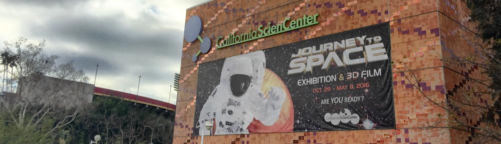 California Science Center, LA