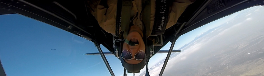Cloud 9 Living Experience - Flying in a T6 Warbird