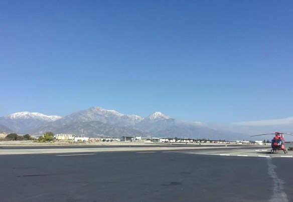 Cable Airport - Upland, California