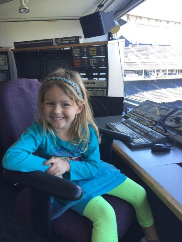 Qualcomm Stadium Press Box