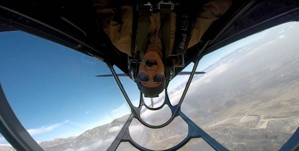 Flying in a T6 Warbird with Aviator Flight Training