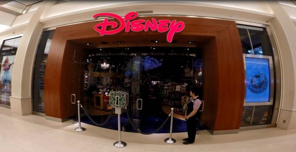 Disney Store at MOA