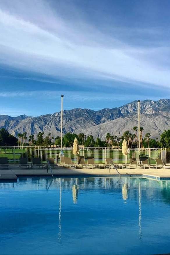 DoubleTree Golf Resort in Palm Springs