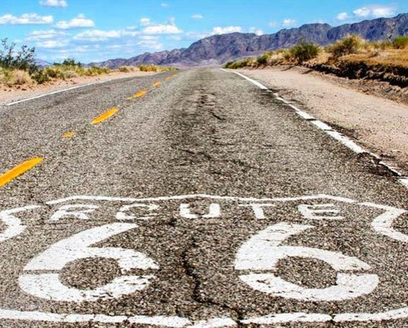 California Route 66 road trip