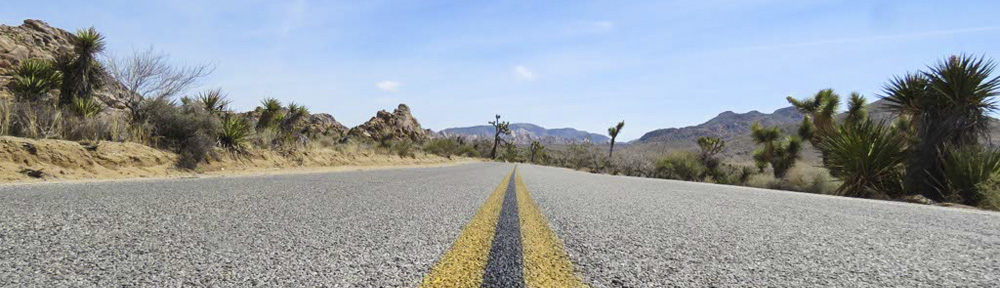 Route 66 Road Trip in California