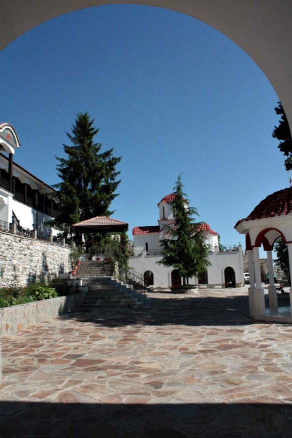 Monastery of St. Kuzma and Damian