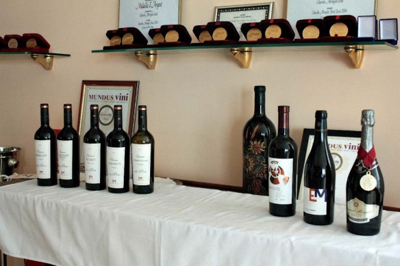 EM Winery, Elenovo, Bulgaria