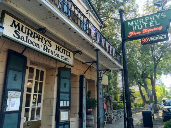 Murphys Historic Hotel Restaurant