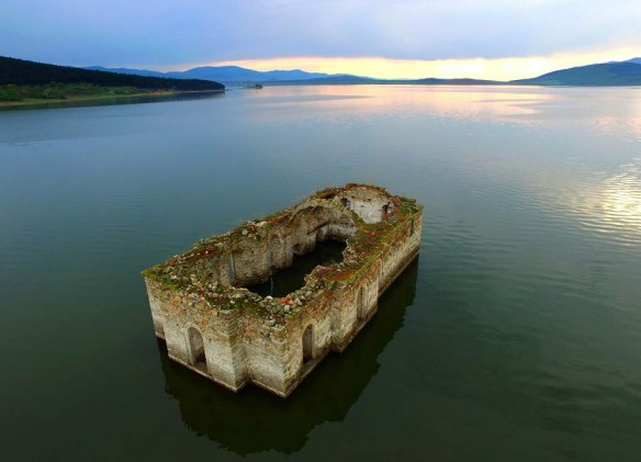 Submerged Church, Bulgaria