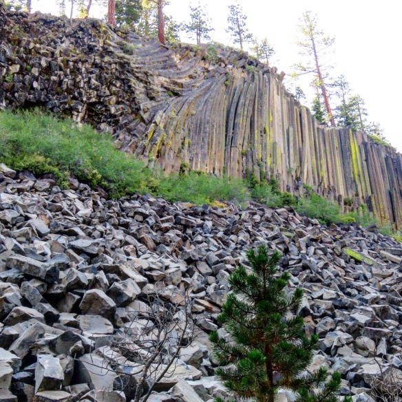 Devils Postpile, Mammoth, California