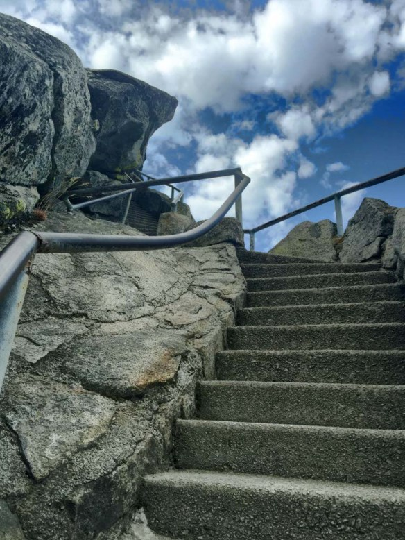 Moro Rock, Sequoia National Park, California
