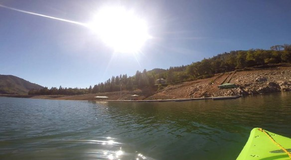 Tsasdi Resort, Lake Shasta, California