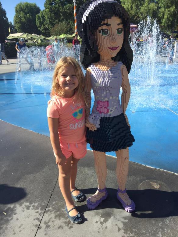 Friends Heartlake City at Legoland