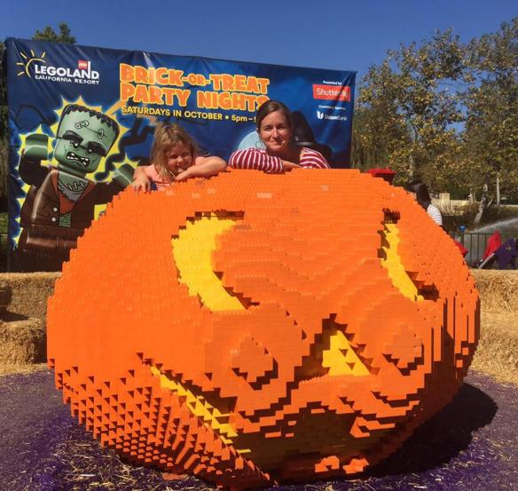Legoland's Brick or Treat
