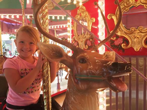 Carousel at South Coast Plaza