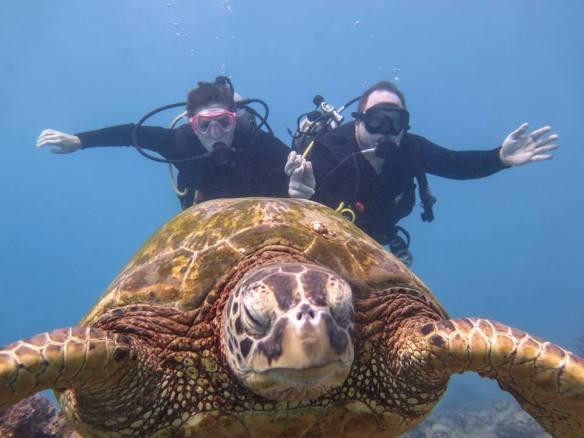 Aqua Zone Scuba, Oahu, Hawaii