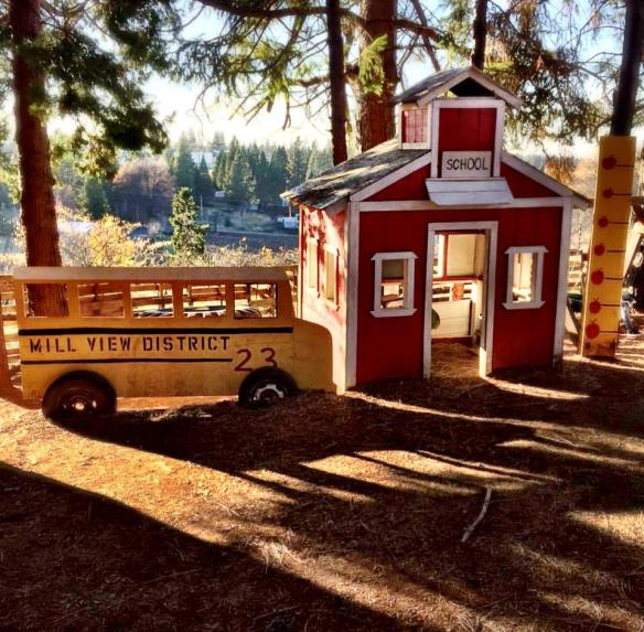 Mill View Ranch, Camino, California