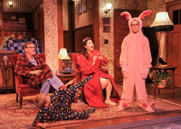 A Christmas Story at Sierra Repertory Theatre