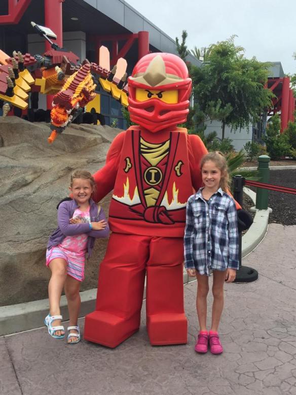 NINJAGO, Legoland