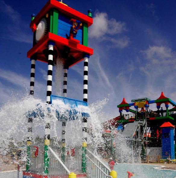 Legoland Water Park, California, USA
