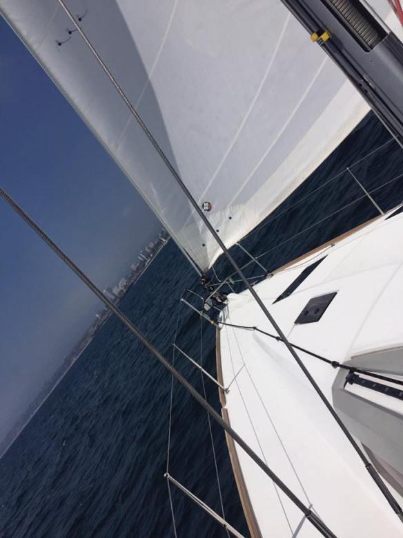 Mojo Sailing, Marina Del Rey