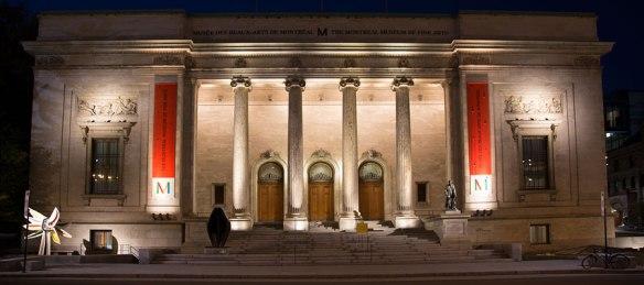 Montreal Museum of Fine Arts, Quebec, Canada