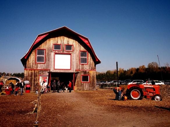 Quinn Farm, Montreal, Quebec, Canada