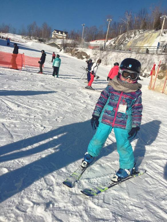 Ski School at Mont Tremblant