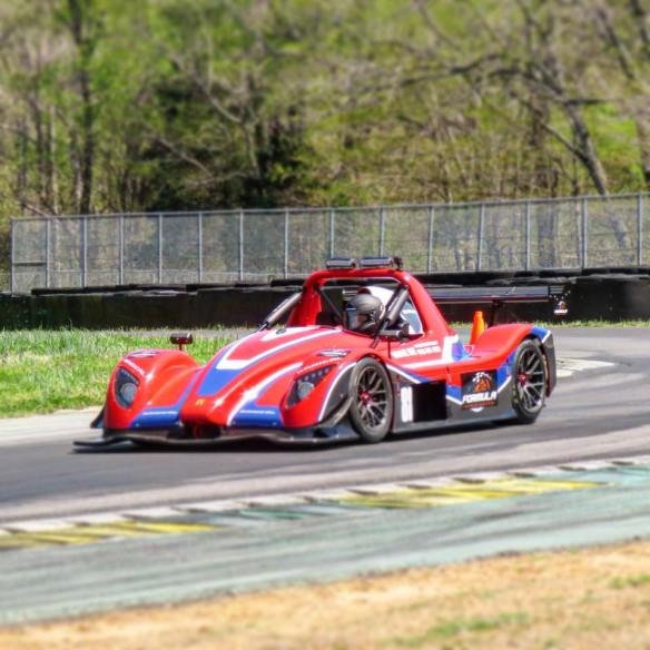 Formula Experiences on Virginia International Raceway