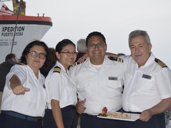 Crew on Celebrity Cruises