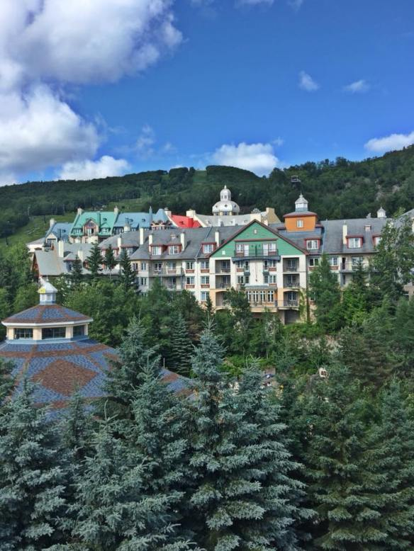 Mont Tremblant, Quebec in Summer